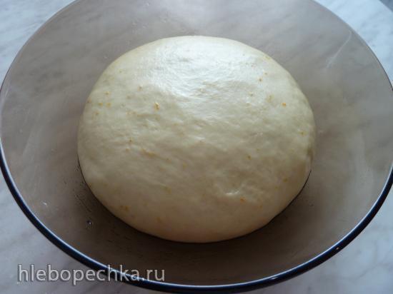 Кулич-рулет