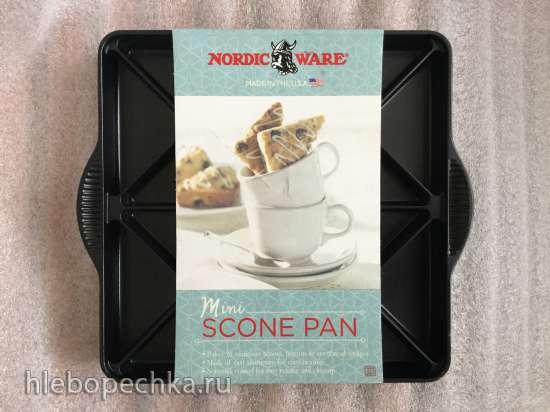 Продаю: Форма для выпечки Nordic Ware Scottish Mini Scone Pan. Made in USA