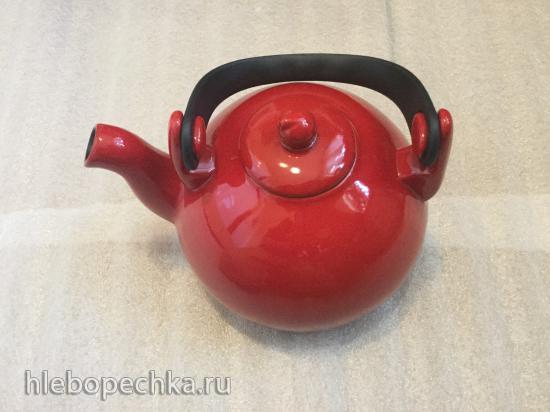 Продаю: Чайник Ceraflame Colonial керамический, 1.7 литра. Made in Brazil