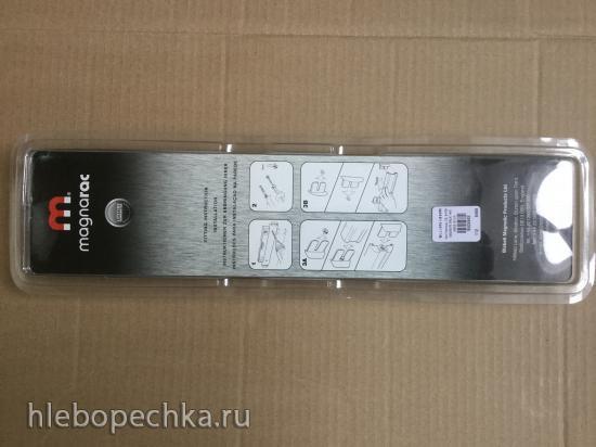 Продаю: Настенный магнит для ножей Magnarac Professional Magnetic Knife Rack. Made in UK