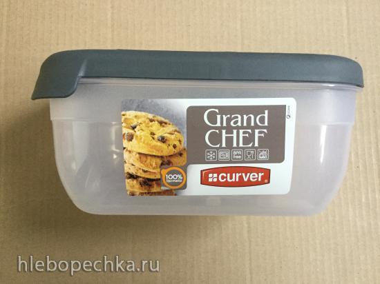 Продаю: Герметичный контейнер Curver Grand CHEF 1,8 литра. Made in Poland.