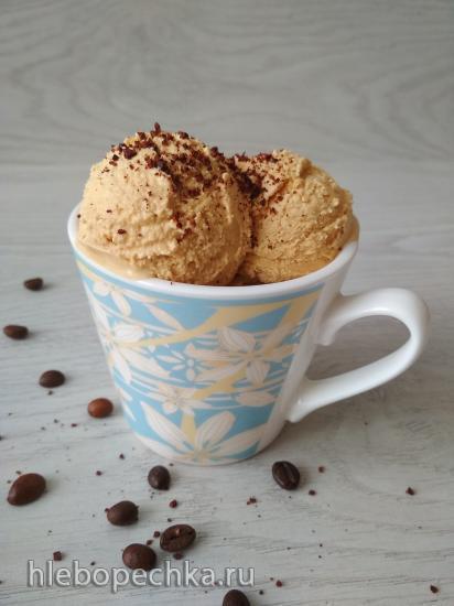Джелато Карамельный кофе