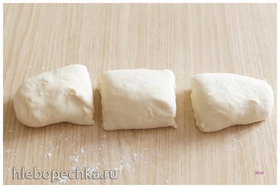 Гёзлеме с сыром
