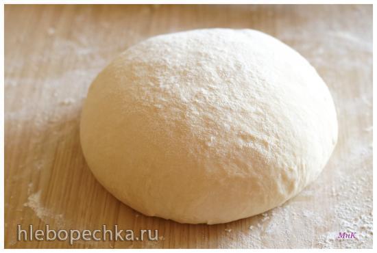 Дрожжевое тесто на яичных белках