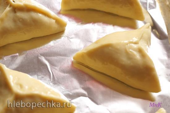 Фатайер - арабские пирожки (Fatayer)