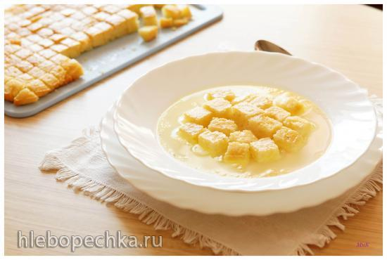 Императорский суп (Zuppa imperiale)