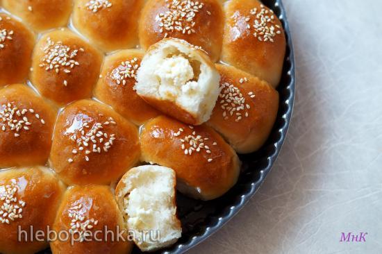 Пирог «Пчелиный улей» (Khaliat al nahl)