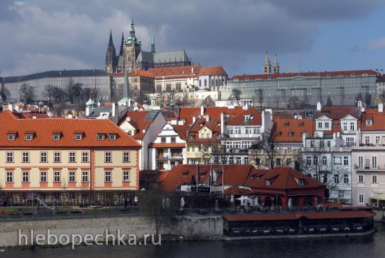 Прага и пиво