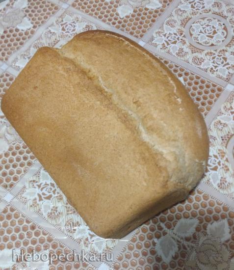 Пшенично-ржаной на опаре (духовка)
