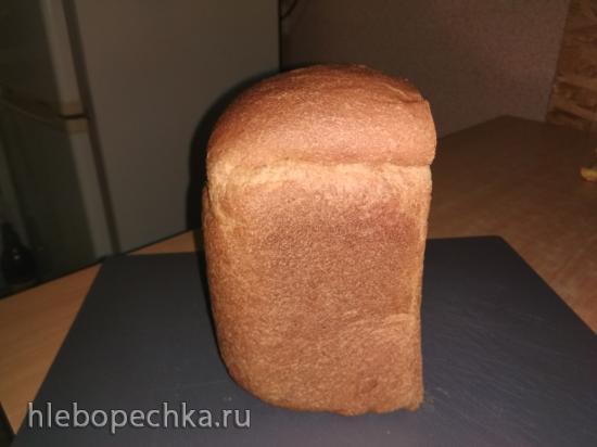Пшенично-гречневый хлеб с отрубями и аскорбинкой