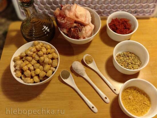 Марокканский суп Харира (семейный рецепт)