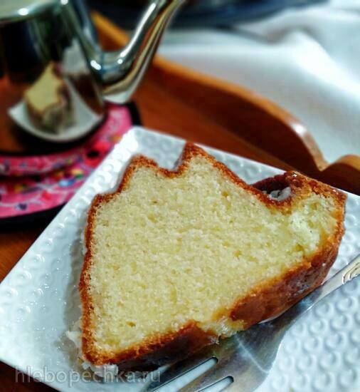 Творожный кекс «Изумительный»
