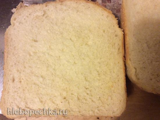 Panasonic SD-ZB2502. Обычный белый хлеб