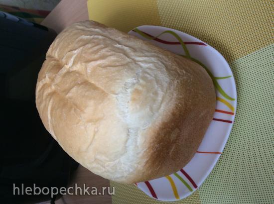 Почему сначала верх хлеба был ровный и гладкий, а потом скукожился?