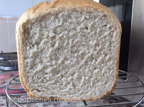 Panasonic SD-2502. Пшенично-ржаной хлеб