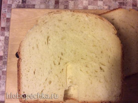Panasonic SD-255. Белый хлеб