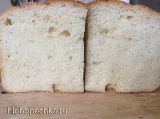 Творожный хлеб с ароматизатором в хлебопечке Panasonic SD-2501