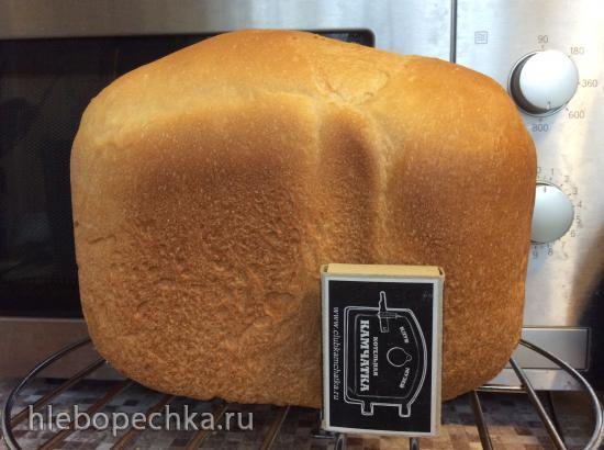 Panasonic SD 2501. Хлеб Белый, как тост