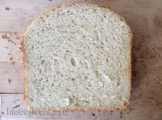 Panasonic 2051. Пшенично-кукурузный хлеб