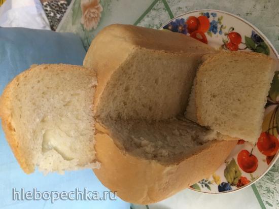 Французский хлеб в хлебопечке на прессованных дрожжах