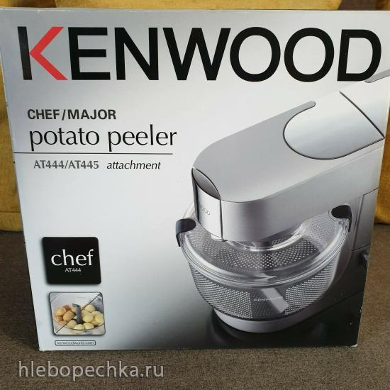 Kenwoodflood: болталка для хозяек и хозяев кухонных машин Кенвуд :)