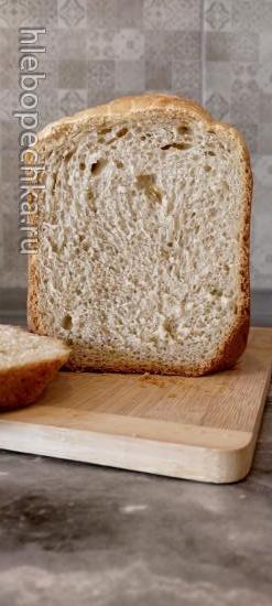 Луковый хлеб (хлебопечка)