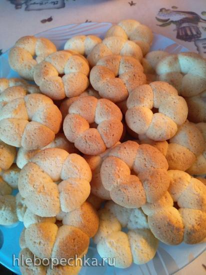 Тесто для песочного печенья в Майкук