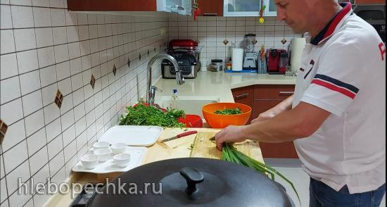 Шурпа вегетарианская (+видео)