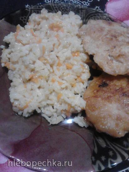 Рис на гарнир в мультиварке Redmond