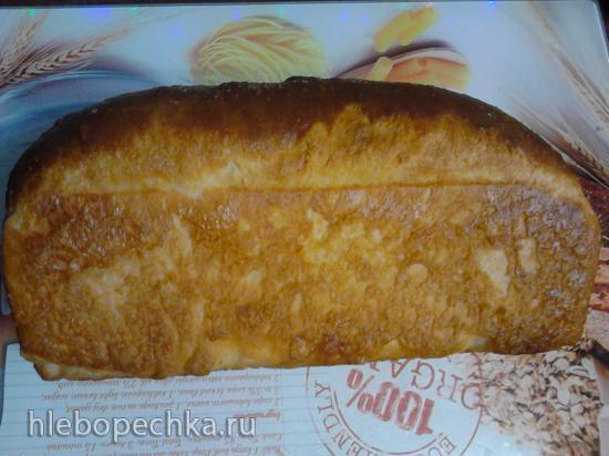 Хлеб пшеничный с маком (духовка)