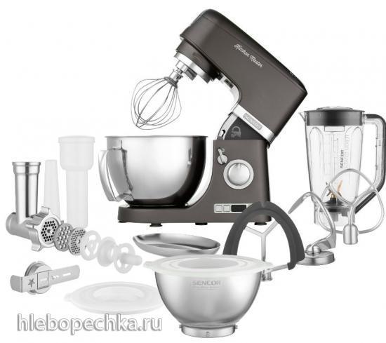 Кухонный комбайн Bosch MUM 5...