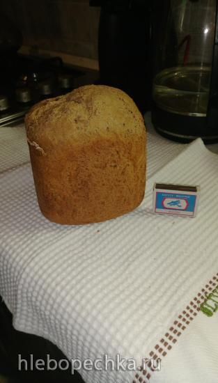 Пшеничный  цельнозерновой  на  кефире
