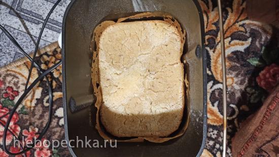 Не поднимается и не промешивается хлеб в хлебопечке Панасоник 2512