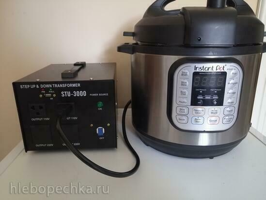 Скороварка-мультиварка Instant Pot: отзывы и рецепты