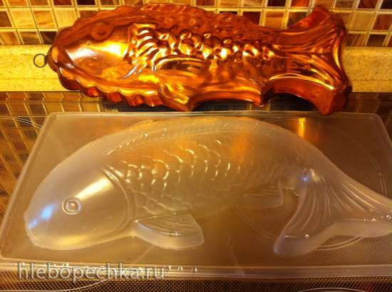 Судак в сливках «Экзотическая рыбка»