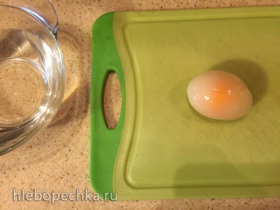 Мультиглазунья из замороженного яйца