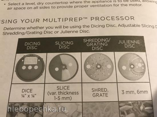 Электрическая мультирезка Black+Decker MultiPREP Slice 'N Dice