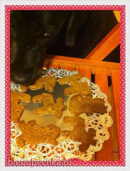 Крекеры для четвероногих «Собачья радость»