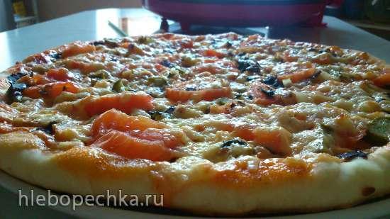Тесто для пиццы Хат (Pizza Hut)