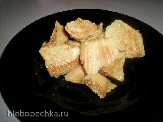 Конфеты «Пористая карамель в шоколаде» или «Honeycomb Candy»
