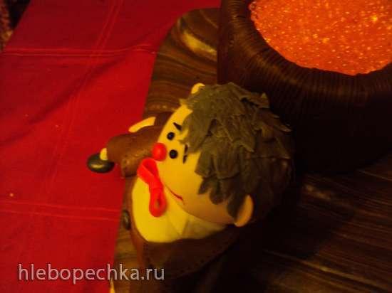 Конек (галерея тортов)