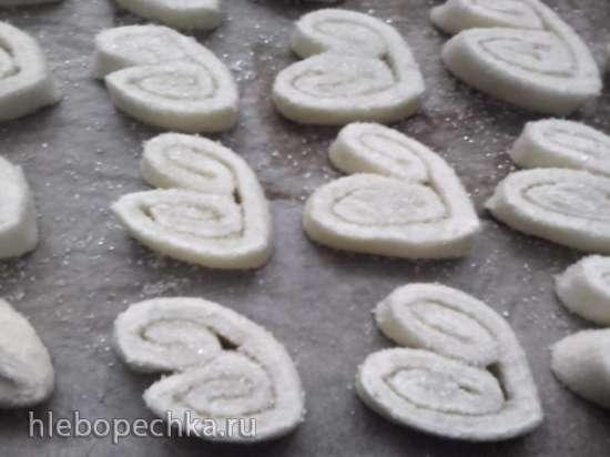 Берлинское творожное печенье  (Berlin Huettenkaese Kekse)