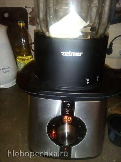 Французский суп с травами (блендер-суповарка Zelmer ZSB2000X)