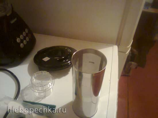Суповарка-блендер Tristar BL-4433