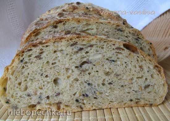 Хлеб с семечками от Р. Бертине