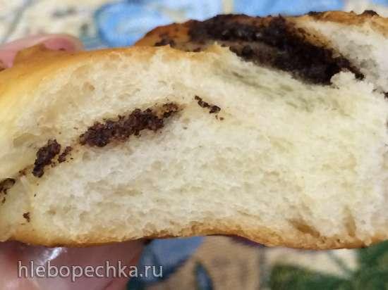 """Тесто дрожжевое универсальное (""""All-purpose Sweet Dough"""") Peter Reinhart"""