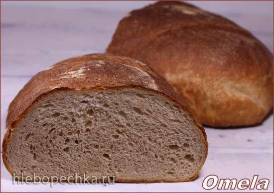 Белорусский хлеб - 2 (в духовке)