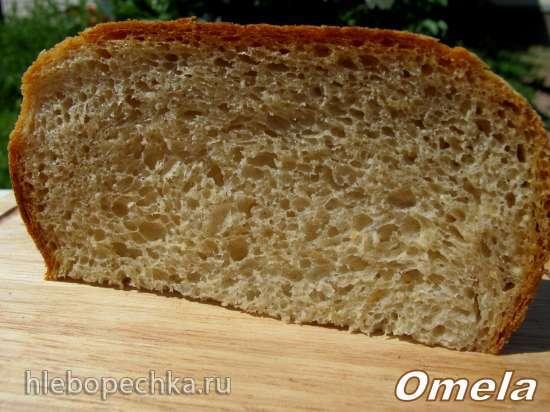 Овсяный хлеб с яблоком в хлебопечке Scarlett-400