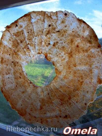 Яблочная пастила в мультиварке Panasonic
