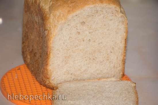 Гречневый хлеб «Пушистый» (хлебопечка)